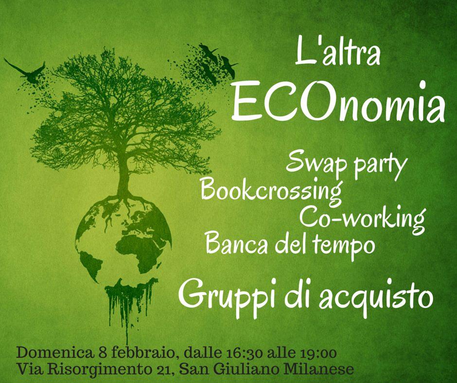 L'Altra ECOnomia 8 febbraio 2015