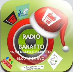 Radio Baratto! Swap - Party!