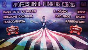 Professional Punkers Circus @ Eterotopia