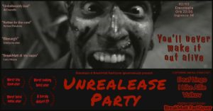 BMFG Unrealease Party! w/ Deaf Lingo / I Like Allie / Volkov @ Eterotopia